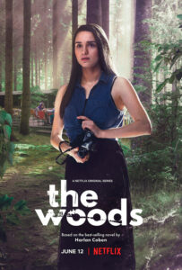 The Woods • Poster